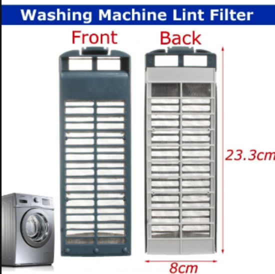 01642 | Samsung Washing Machine Magic Filter silver nano ...