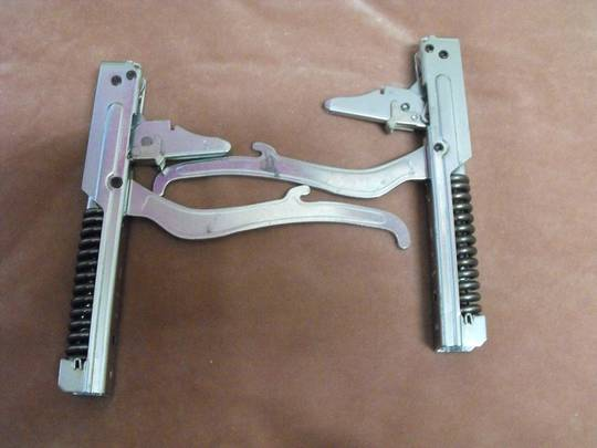 Westinghouse and Simpson Oven Hinge  EDCD697S, EDE693S, EDED697S, SET OF 2 ***1065