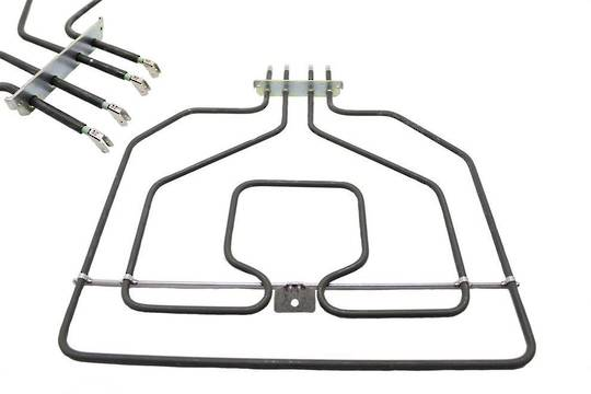 Bosch Neff Siemens Oven Heater Top Grill Heating Element HBA33B150A/03 , middle hook 365mm x 305mm