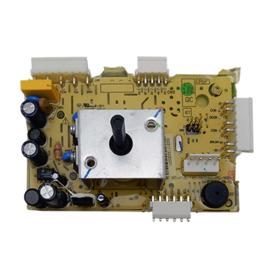 Electrolux Simpson Westinghouse Washing Machine Main PCB circuit Board power controller board SWT554 913041058 91304105800