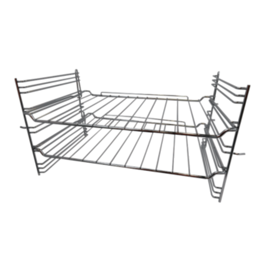 Simpson Westinghouse Oven Wire Rack and side rack Complete por633, WVE916SA,
