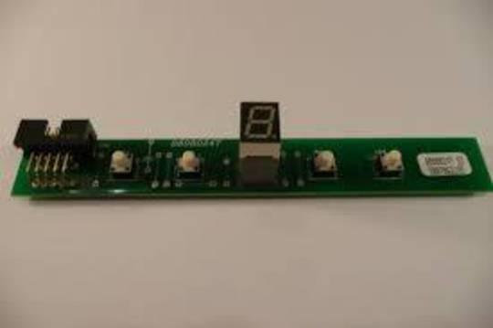 Baumatic Rangehood Front display controller board BKG60pp,
