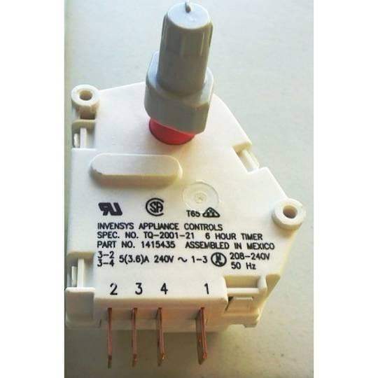 westinghouse simpson fridge freezer defrost timer BJ414CM BJ415CM BJ504CM BJ505CM BJ414K BJ415K BJ504K BJ505K BJ424T BJ504T BJ41