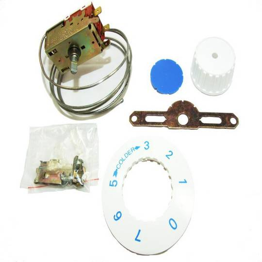 Universal Chest freezer thermostat VF3,