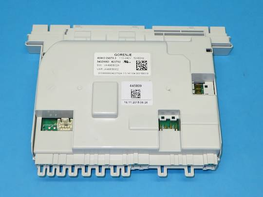 ASKO DISHWASHER MAIN PCB DW70.3 , D5233, ART 1065233116 ,