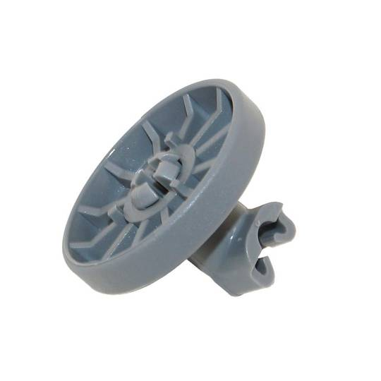 Smeg Dishwasher lower basket Wheel  SNZ414IS, SNZ414S, ST107, ST108, ST1107S, ST1108, ST1108S, ST4108, STA447, STA451, STA4546,