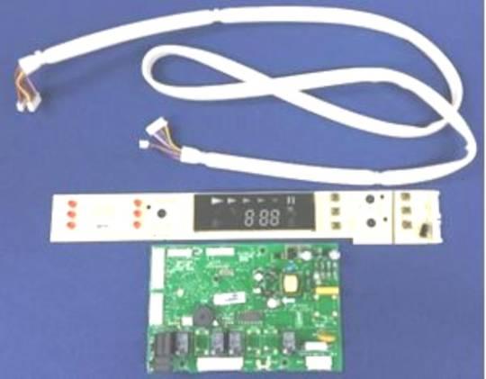 Omega Dishwasher PCB CONTROL BOARD CONTROL PANEL AND DISPLAY ODW702XB,