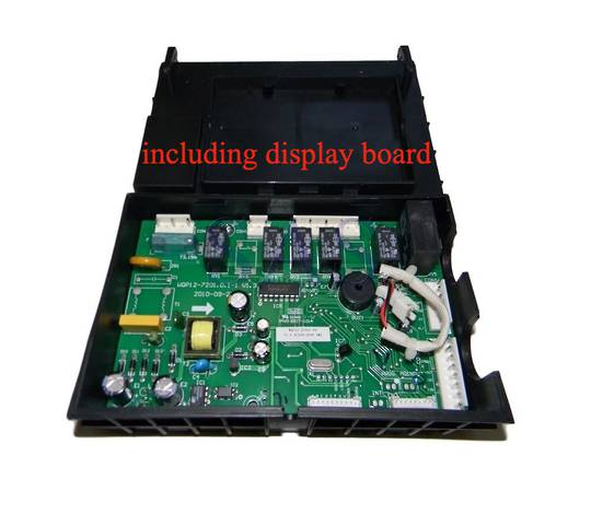 Omega DISHWASHER pcb Main and Display Kit ODW707XB, ODW704WB ODW704XB ODW707XB,