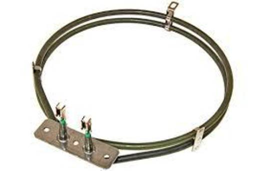 Smeg Oven Fan Forced Oven Element without Earth pin, SNL92MFX5, SNZ708X, SNZ90MFX, SNZ91MFA, SNZ91MFA1, SNZ91MFX, SNZ91MFX1