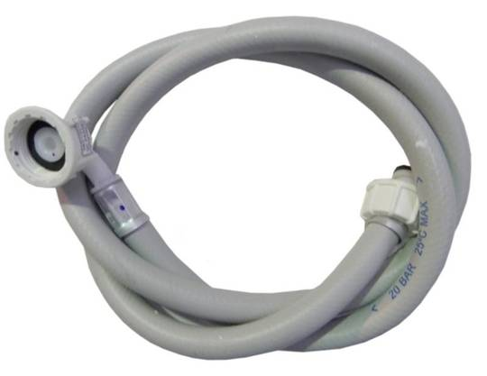 Samsung Washing Machine Inlet Hose 1.5 Meter Long cold only, with washer , COLD ONLY