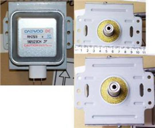 Smeg Microwave Magnetron SA37X, MAY FIT OTHER BRANDS C,