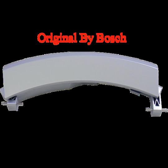 Bosch Washing Machine Door Handle original was32440au, WAP28360, WAs24461, WAS28440, WAS28462, WAS32462, WAS24460 Silver