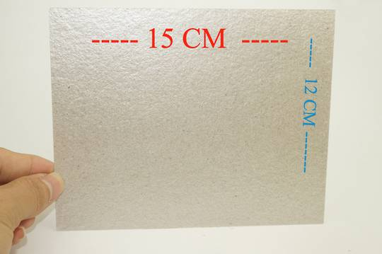 Microwave Wave protector or Wave Guide Cover universal cut to size all brands,