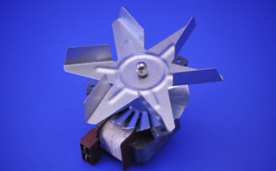 ELBA Fisher and Paykel Oven COOKING FAN MOTOR BI602 or B1602, BI603, BI452, B1603, B1452, DI1202, D11202, DI1203, D11203 SERIES