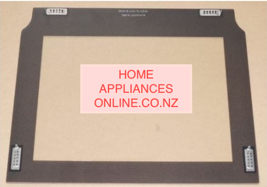 SMEG OVEN INNER DOOR GLASS 68L SCP, SAP, C92, CLP, DOSPA, GP, GM, SCB, MSHP, ELP, SFP125,