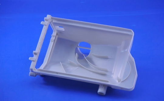 Samsung washing machine dispenser drawer assy lower housing drawer low WD0754W8E/XSA,  WD1102XVM/XSA, WD856UHSAWQ/SA, WD8704EJA/