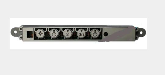 Smeg Rangehood Switch pcb Display Board SHB120LEDSS, SHB90LEDSS, SHIB90LEDS, SHIB120LEDS