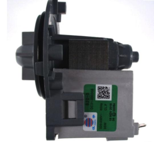 SAMSUNG WASHING MACHINE DRAIN PUMP DRAIN MOTOR WF806U4SAWQTC, WF806U4 BUBBLE ,