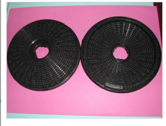 SMEG Classique Ranghood CHARCOAL FILTER CLASSIC591, P591, P781, K7088XS120, k7088xs,