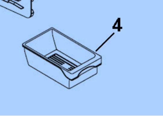 Haier Fridge ICE BOX hrf-224fg, hrf-224fw, hrf261fw, hrf224fg, hrf224fw, HRF-297FG, HRF-335FG,