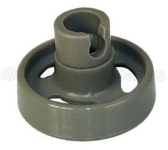 Baumatic Dishwasher lower basket Wheel BKDW60SS, BKD65SS, BKDW60W, BKD65W, BKD62SS, BKD62W,