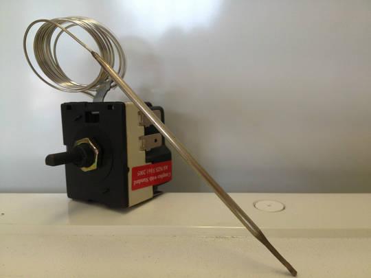 Westinghouse Simpson Electrolux Oven Thermostat EFG-201, EFG201, EFG200, EFG200,