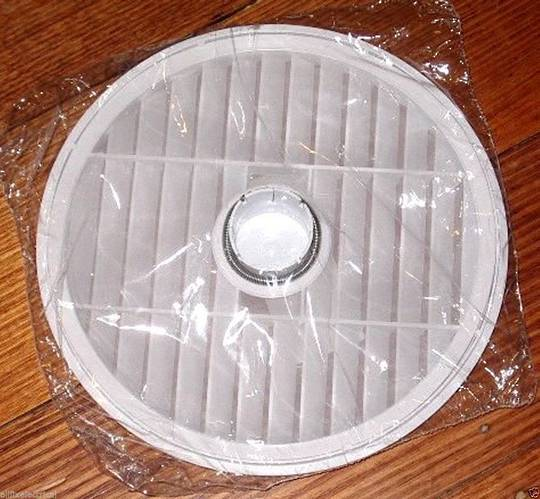 Fisher Paykel Dryer Grille Outlet Door Inner Filter AD35, AD36, AD39, DE35F56AW, DE40F56A2,