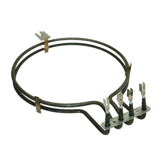 Bosch Oven Fan Forced Element HEATER RING HBN530551A, HBN540550A, HBN560550A, HBN731551A,