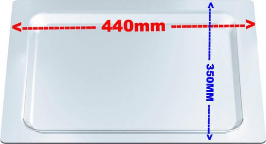 Bosch Microwave oven glass tray HBC84K553A01, HBC86K751A, HEZ863000,