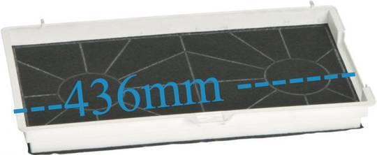 Gaggenau Bosch Rangehood Carbon Filter DHL5455GB, LB75564GB, LB54564GB, D5645,