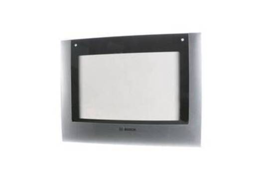 Bosch oven DOOR Outer glass HBN560550F/02 - HBN560550F/02,  HBN56055F/02, hbn430550a01,