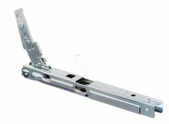 Bosch Oven Door Hinge HBN3650AU/02 version 2, for Ratio-door with stainless steel front,