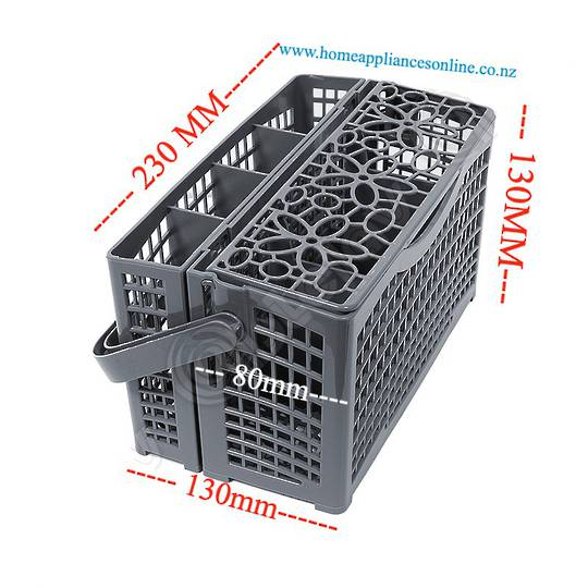 Universal Westinghouse Simpson Dishlex Electrolux Dishwasher Cutlery Basket, Global 300, Sb907, SB915, SB925 AND MORE