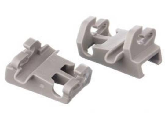 Bosch Dishwasher Upper Basket Rack Clips SMS63L08AU, SBI69M15AU, SMS50E22AU, SMS,  MV, SPS, SPV, SMI, SKS, SBV, SMS,  AND MORE M