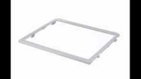 SHELF TRAY BOSCH FRIDGE 2 top shelf KAN58A40AU, kan57, kan56, KAN58, kan58a70