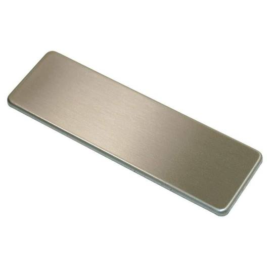 SMEG DISHWASHER DOOR HANDLE COVER STAINLESS STEEL DF612FAS, DF612SDX7, DF614FAS7, sa8605bi,