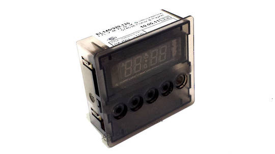 Delongi Oven Electronic Timer programmer Clock Timer 5 bottom small