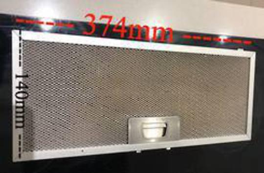 Robinhood Rangehood CHARCOAL Filter for 52cm Wide Powerpack Rangehood RPB3CL6SS, RPB3CL6WH,