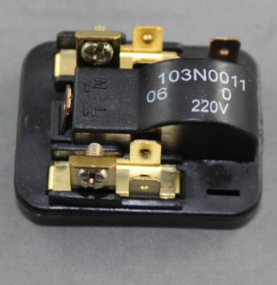 Danfos Motor compressor Relay 103n0011 , white or black