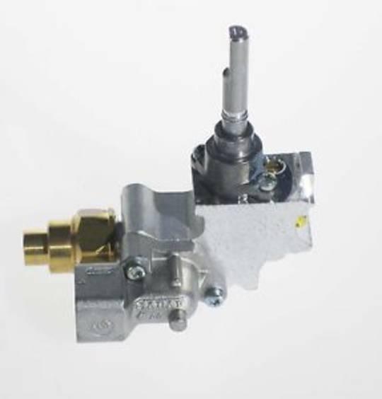 Delonghi DEGH90WF Oven Gas Hob Tap Diameter 0.34 A SEMI RAPID,