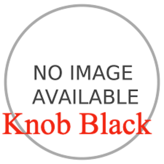 Omega and Everdure Oven KNOB OF6046WB, UFEW66, Black