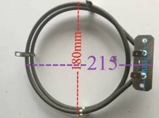 Baumatic Oven Fan forced element bk264pss, BK267PSS, BKO6FS,