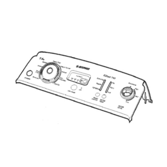 Simpson top loader Washing Machine Control PANEL SWT802SA 91304100700 SWT802SA*00 913001227,