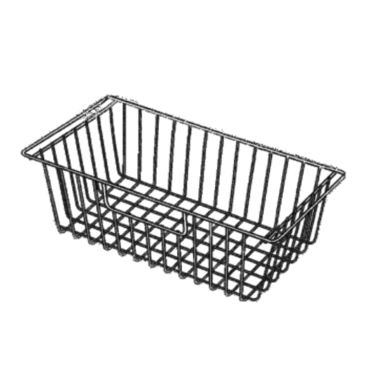 WESTINGHOUSE SIMPSON FREEZER BASKET TOP LARGE BJ383,