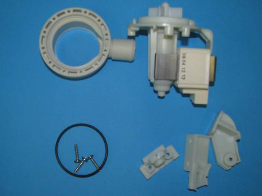 Asko Washing Machine and dishwasher Drain Pump WM200, dw95fi,  1705, d1996, D1976,