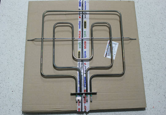 Euromaid or Beko Oven Grill Element  BMWH7, BMWH8, BMSS8,