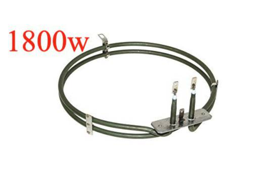 Beko Oven Fan Forced Element BGM15320DX, GM15321DX, GM15326DXPR, CSM62121DWL, OSF21121X, OSF22125X