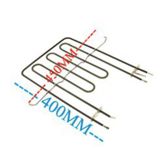 ROBINHOOD  OVEN GRILL ELEMENT OBA609C56SS, OBE66,