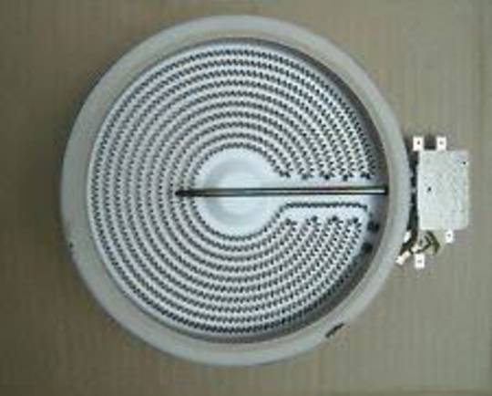 Baumatic and Classique Ceramic cooktop Element large 1800 watt 200mm BKF16,