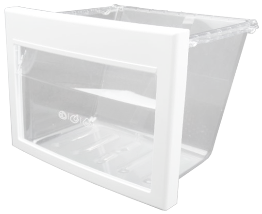 Lg Fridge Crisper Bin Inside lower Freezer GC-L197NFS,